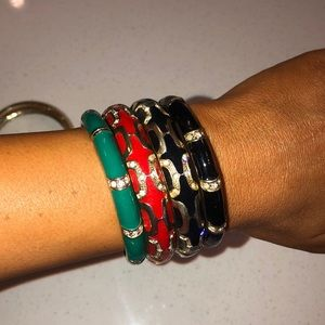 Jewelry - Set of bangles